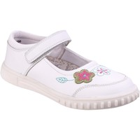 Shoes Girl Low top trainers Hush puppies HKY8203-100 Lottie White