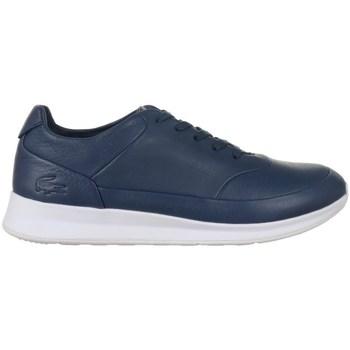 Shoes Women Low top trainers Lacoste Joggeur Lace Navy blue