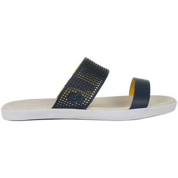 Shoes Women Mules Lacoste Natoy Slide Navy blue