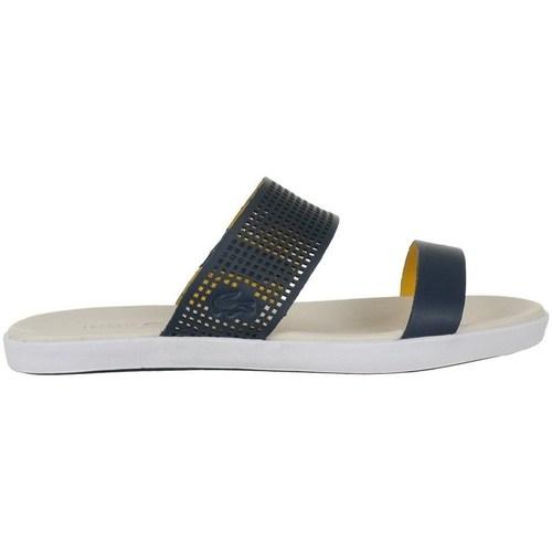 Shoes Women Mules Lacoste Natoy Slide Navy blue