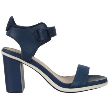 Shoes Women Sandals Lacoste Lonelle Heel Sandal Navy blue