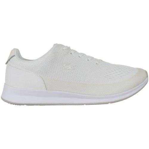 Shoes Women Low top trainers Lacoste Chaumont White