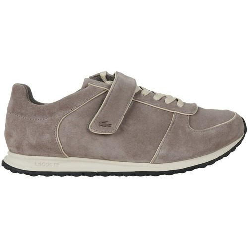 Shoes Women Low top trainers Lacoste Agadel Srw LT Beige