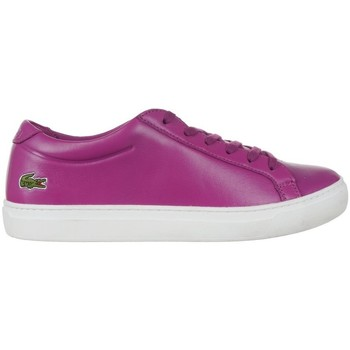 Shoes Women Low top trainers Lacoste 733CAW1000R56 Violet
