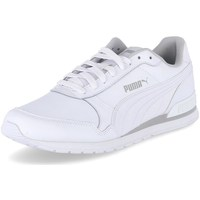 Shoes Men Low top trainers Puma ST Runner V2 White