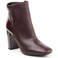 Shoes Women Ankle boots Geox D Nsymphony HC Brown