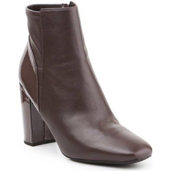 Shoes Women Hi top trainers Geox D N.Symphony H.C D642VC-085KB-C6004 brown