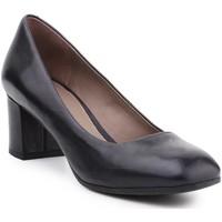 Shoes Women Heels Geox D3209A-04322-C9999 black
