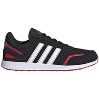 Shoes Children Low top trainers adidas Originals VS Switch 3 K White,Black,Red