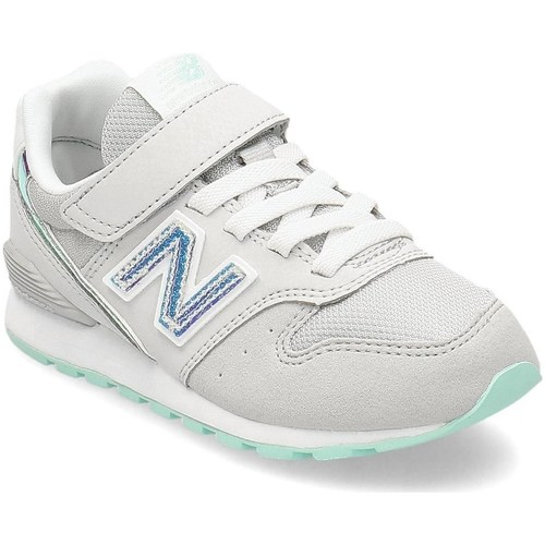 Shoes Children Low top trainers New Balance 996 Grey