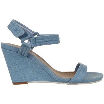 Shoes Women Sandals Lacoste Karoly 3 Blue