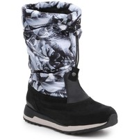 Shoes Women Snow boots Geox D Aneko B Black, Grey