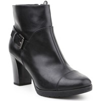 Shoes Women Mid boots Geox D Raphal Mid A D643WA-00043-C9999 black