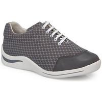 Shoes Women Low top trainers Calzamedi DIABETIC SPORT SHOES GRAY