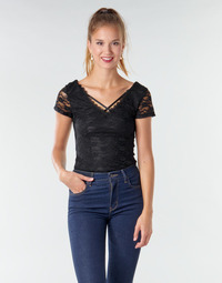 Clothing Women Tops / Blouses Moony Mood NOUMIETTE Black