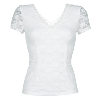 Clothing Women Tops / Blouses Moony Mood NOUMIETTE White