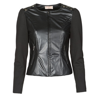 Clothing Women Jackets / Blazers Moony Mood NAMOUR Black