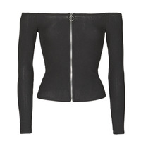 Clothing Women Tops / Blouses Moony Mood NOAM Black