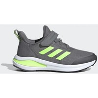 Shoes Children Low top trainers adidas Originals FortaRUN EL K FV2626 Grey