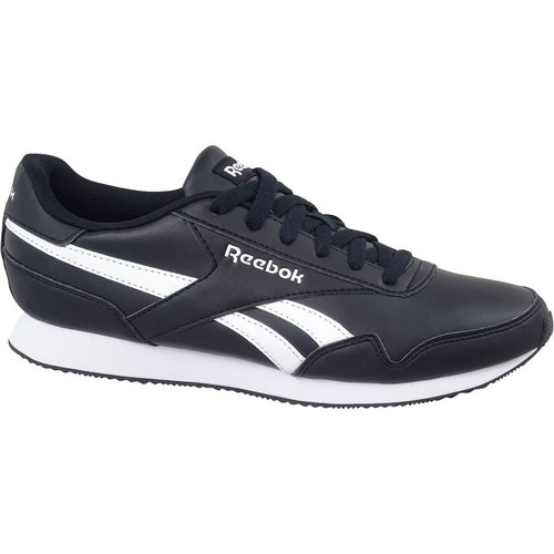 Shoes Men Low top trainers Reebok Sport Royal CL Jogger 3 White,Black