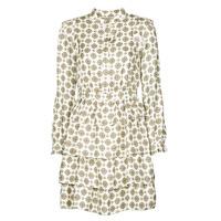 Clothing Women Short Dresses MICHAEL Michael Kors LUX MEDLN PINDOT DRS Beige