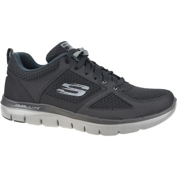 Shoes Men Fitness / Training Skechers Flex Advantage 20 Graphite