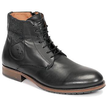 Shoes Men Mid boots Kost DROME Black