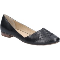 Shoes Women Flat shoes Hush puppies L006598-BLK-3 Marley Ballerina Black