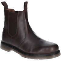 Shoes Men Boots Amblers Chelmsford Brown