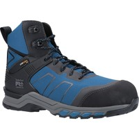 Shoes Men Boots Timberland A1ZGC484-6 Hypercharge Textile Teal and Black