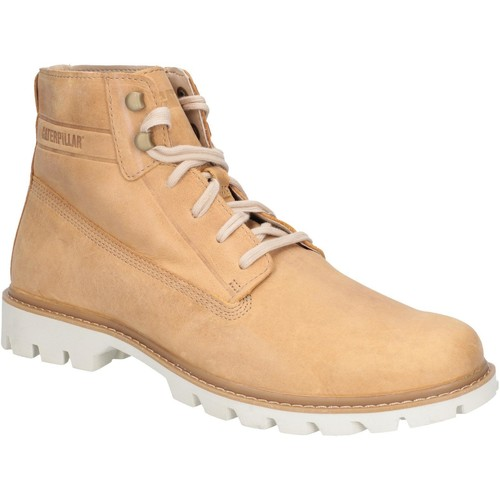 Shoes Men High boots Cat Lifestyle P722714-7 Basis Warmed
