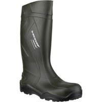 Shoes Women Wellington boots Dunlop D760933 Purofort+ Green