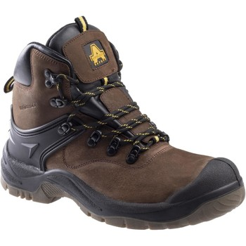 Shoes Men Boots Amblers Safety FS197 Brown