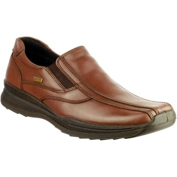 Shoes Men Boat shoes Cotswold Naunton Brown