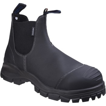 Shoes Mid boots Blundstone BLU910 910 Dealer Black