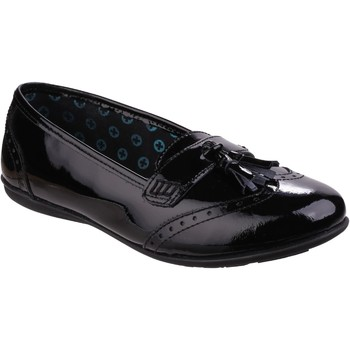 Shoes Girl Flat shoes Hush puppies HKL8211-001 Esme Black