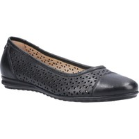 Shoes Women Flat shoes Hush puppies HPW1000-125-2-3 Leah Black