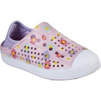 Shoes Girl Water shoes Skechers 302114LPNK27 Guzman Steps Hello Daisy Pink