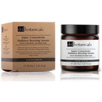 Beauty Hydrating & nourrishing  Dr Botanicals Super Concentrate Radiance Boosting Serum 30ml