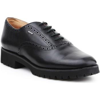 Shoes Women Derby Shoes Geox D Ashleen ABX B D64B8B-00043-C9999 black