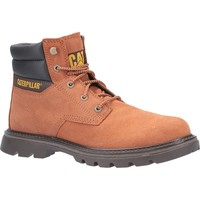 Shoes Men Mid boots Cat Footwear P724009-7 Quadrate Ginger
