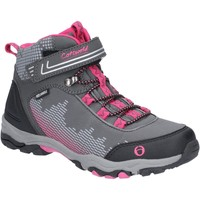 Shoes Boy Walking shoes Cotswold JH-CH77148-GRYPIN-22 Ducklington Grey and Pink
