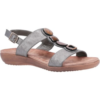 Shoes Women Sandals Fleet & Foster Rosa Grey