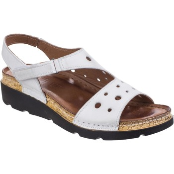 Shoes Women Sandals Riva Di Mare Trista Leather White