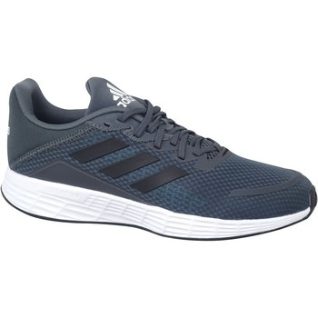Shoes Men Running shoes adidas Originals Duramo SL White,Navy blue