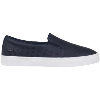 Shoes Women Slip-ons Lacoste 731CAW0116003 Navy blue