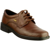 Shoes Men Derby Shoes Cotswold Sudeley Brown