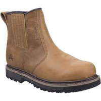 Shoes Men Mid boots Amblers Kennoway Tan