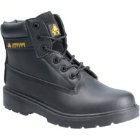 Shoes Women Mid boots Amblers Safety FS12C Black
