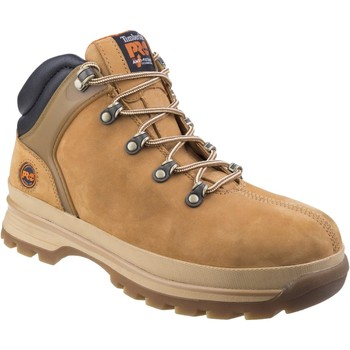Shoes Men Mid boots Timberland Pro TB0A1GH2231 Splitrock XT Wheat